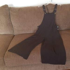 Xhilaration Black Jumpsuit